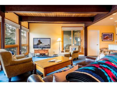 Steamboat Springs Condo/Townhouse Under Contract: 2700 Village Drive #F203