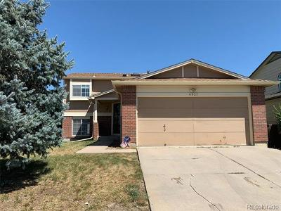 Arvada Single Family Home Active: 4925 West 63 Place