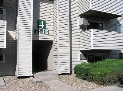 Denver Condo/Townhouse Active: 10150 East Virginia Avenue #4-108