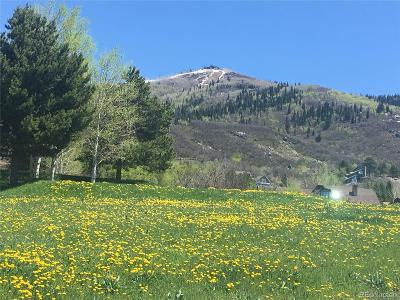 Steamboat Springs Residential Lots & Land Under Contract: 2967 Alpenglow Way