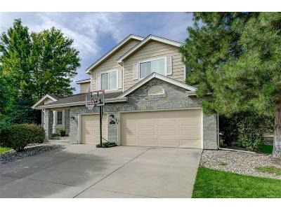 Highlands Ranch Single Family Home Under Contract: 2962 Wyecliff Way