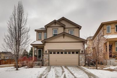 Aurora Single Family Home Active: 4810 South Picadilly Court