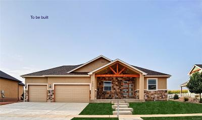 Severance Single Family Home Active: 2546 Branding Iron Drive