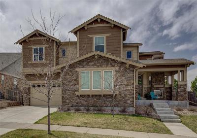 Aurora, Denver Single Family Home Active: 6229 South Jamestown Court
