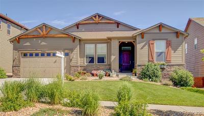 Arvada Single Family Home Active: 15489 West 95th Place
