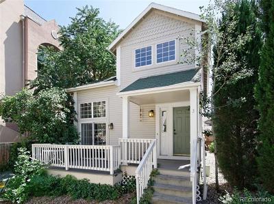 Single Family Home Active: 2080 South Josephine Street #3