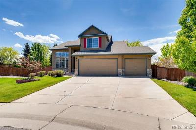 Highlands Ranch Single Family Home Active: 10341 Royal Eagle Lane