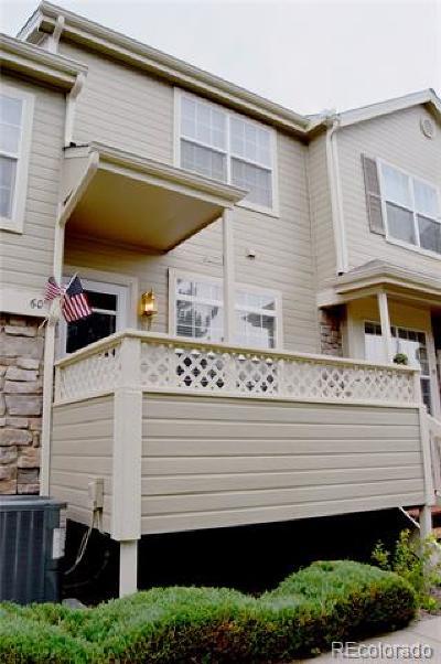 Littleton Condo/Townhouse Active: 342 West Jamison Place #60