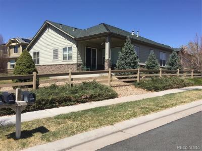 Commerce City Single Family Home Active: 15582 East 109th Avenue