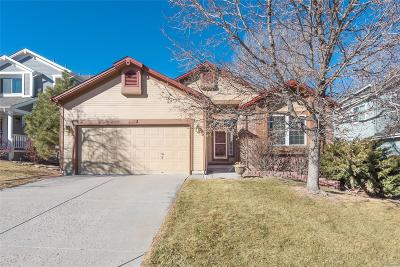 Douglas County Single Family Home Active: 11013 Needles Court
