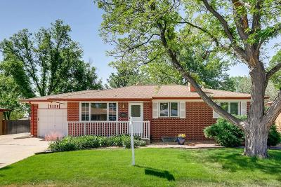 Englewood Single Family Home Under Contract: 3126 West Grand Avenue