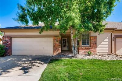 Arvada CO Single Family Home Active: $430,000