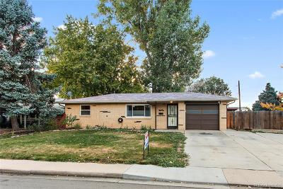 Longmont Single Family Home Active: 1509 Gay Street