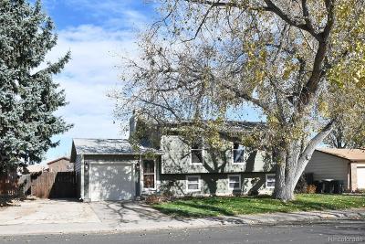 Thornton CO Single Family Home Active: $340,000