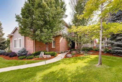 Longmont Single Family Home Active: 1110 Wyndemere Circle