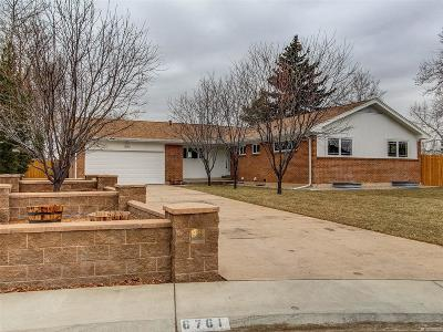 Centennial Single Family Home Active: 6761 South Kit Carson Circle