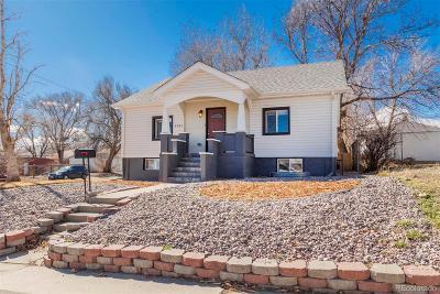Denver Single Family Home Active: 5101 Zuni Street