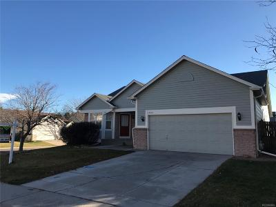 Lakewood Single Family Home Active: 13752 West Amherst Way