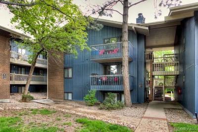 Boulder Condo/Townhouse Under Contract: 2800 Kalmia Avenue #A303