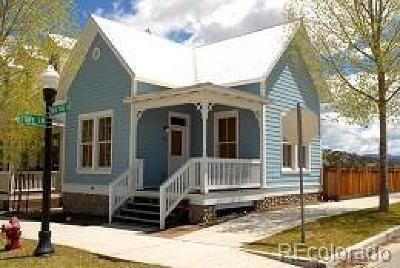 Buena Vista Single Family Home Under Contract: 1101 River Park Road