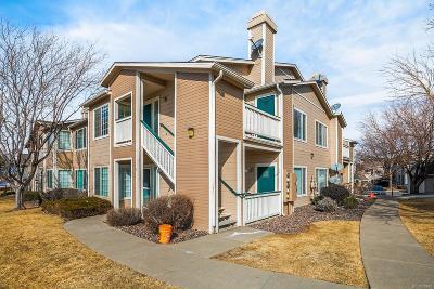 Highlands Ranch Condo/Townhouse Under Contract: 8475 Pebble Creek Way #201