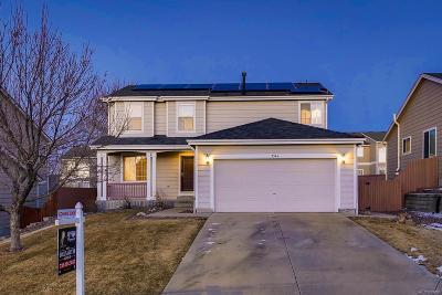 Arapahoe County Single Family Home Active: 5546 South Rome Street