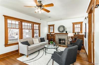 Congress Park Single Family Home Active: 867 Adams Street
