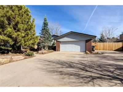 Wheat Ridge Single Family Home Active: 3170 Wright Street