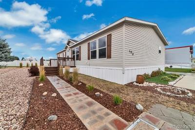 Fort Collins Single Family Home Active: 4412 East Mulberry Street #350
