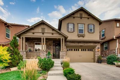 Highlands Ranch CO Single Family Home Active: $660,000