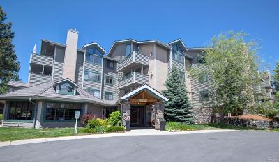 Conifer, Evergreen Condo/Townhouse Under Contract: 31719 Rocky Village Drive #111
