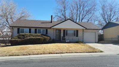 Denver CO Single Family Home Active: $285,000