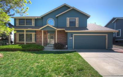Highlands Ranch Single Family Home Under Contract: 9334 Montrose Way