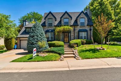 Highlands Ranch Single Family Home Active: 2155 Thistle Ridge Circle