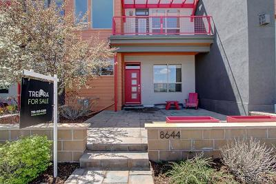 Denver Condo/Townhouse Active: 8644 Martin Luther King Boulevard