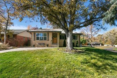 Denver Single Family Home Active: 2667 South Clayton Street