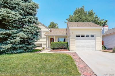 Arvada Single Family Home Active: 6245 Zinnia Street