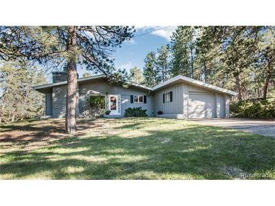 Evergreen Single Family Home Under Contract: 5322 Maggie Lane