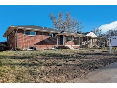 Denver Single Family Home Active: 3520 Elm Street
