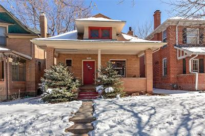 Single Family Home Under Contract: 1332 Adams Street
