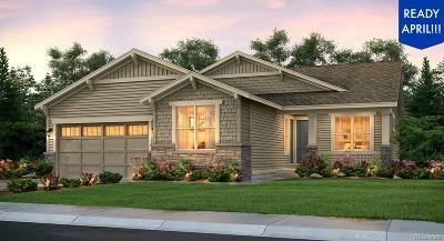 Parker Single Family Home Active: 16146 Azalea Avenue