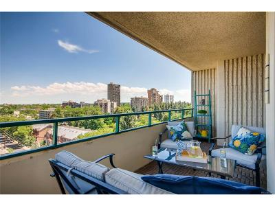 Cheeseman & Moffat, Cheeseman Park, Cheesman Park Condo/Townhouse Active: 1313 North Williams Street #1204