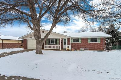 Arvada Single Family Home Active: 8694 West 67th Place