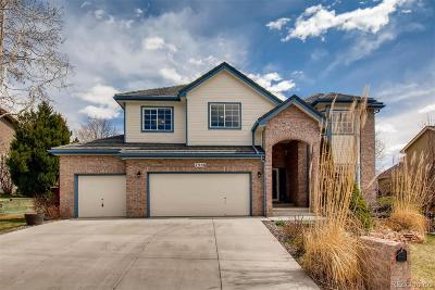 Arvada Single Family Home Under Contract: 7556 Urban Street
