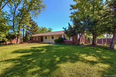 Golden Single Family Home Active: 2086 Elderberry Road