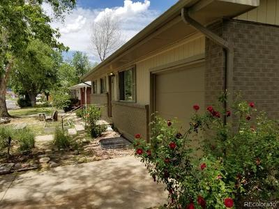 Boulder Single Family Home Active: 830 South Lashley Lane