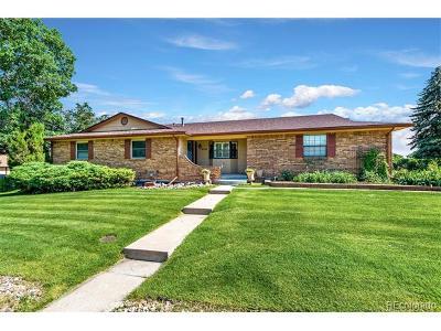 Littleton Single Family Home Active: 4264 West Pondview Place