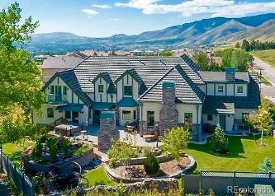 Golden Single Family Home Active: 1552 Jesse Lane