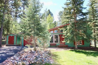 Woodland Park Single Family Home Under Contract: 145 Rolling Park Drive
