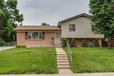 Northglenn Single Family Home Active: 1889 East 116th Avenue